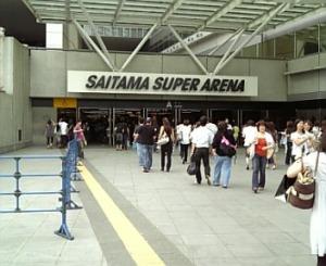 """氷室京介 KYOSUKE HIMURO 20th Anniversary TOUR 2008 """"JUST MOVIN' ON"""" -MORAL~PRESENT- at さいたまスーパーアリーナ 2008.7.21"""