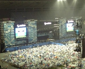 a-nation'08 powered by ウイダーinゼリー at 味の素スタジアム 2008.8.30