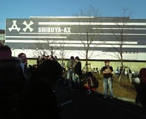 T.M.Revolution T.M.R.LIVE REVOLUTION '08 -Strikes Back VI- at SHIBUYA-AX 2008.12.27