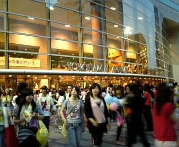 """EXILE LIVE TOUR 2009 """"THE MONSTER"""" at 横浜アリーナ 2009.6.7"""
