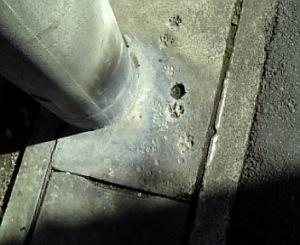 写真「足跡」